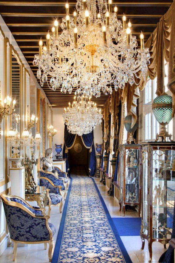 The Castle Life of Zaya Younan